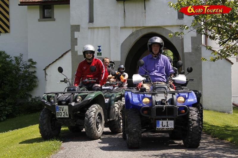 Quad Off Road Allgäu