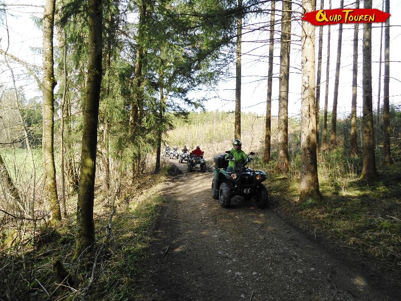 Quad Tour Allgäu & Bodensee 2Tage