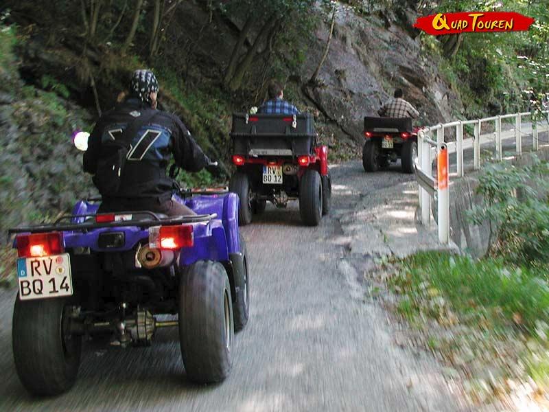 Quad Italien Tour 3 Tage