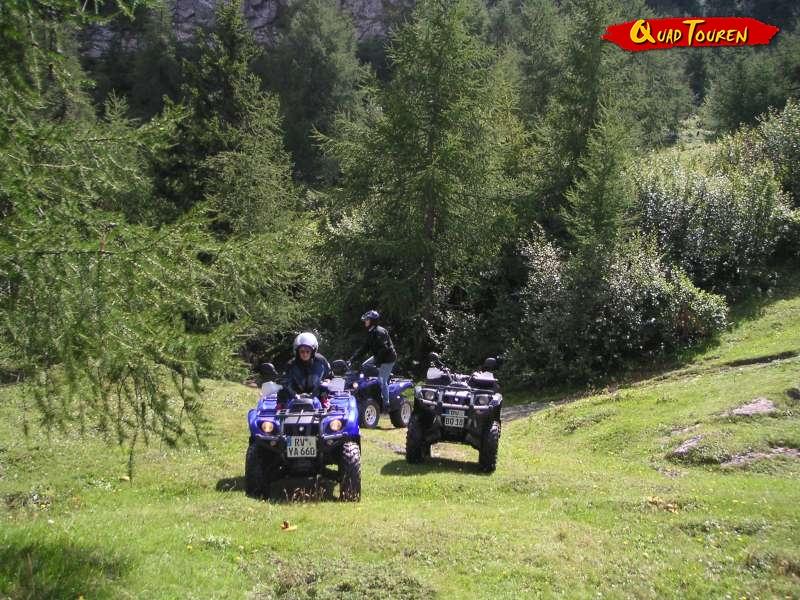 Quad Offroad Italien